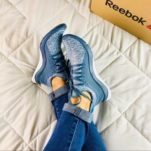 variety styles of 2019 incredible prices 60% discount Women's Reebok Print Her 3.0 Running Trainers NWT